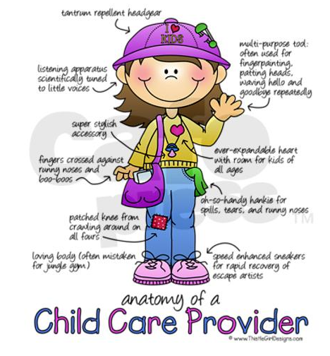 Child Care Provider Appreciation Day | Lessons for Little ...