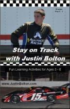 Stay on Track with Justin Bolton Ages 3-6