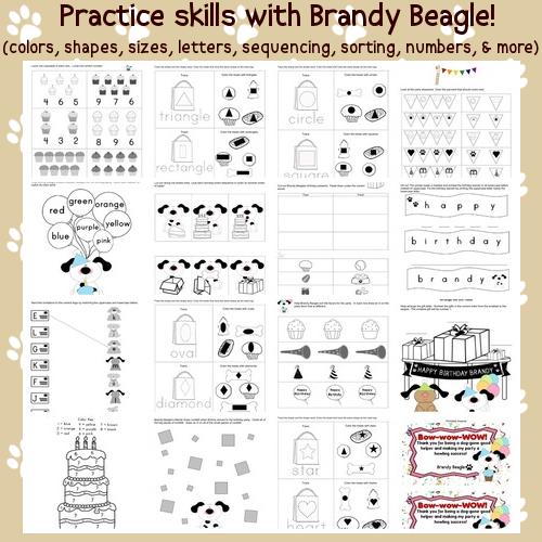 preschool skills practice kindergarten skills pages