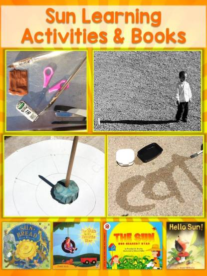 Sun Learning Activities and Books