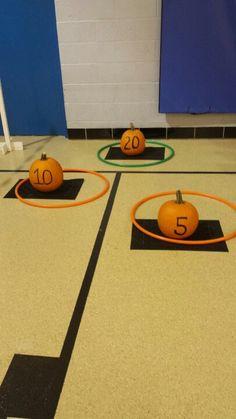 ring around the pumpkin game