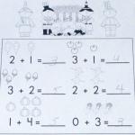 addition subtraction sets