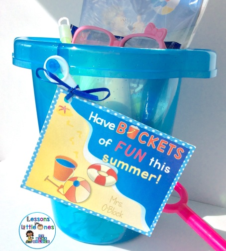 End of the Year Student Gifts & Gift Tags | Lessons for ...
