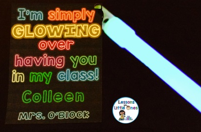 back to school student gift - glow stick