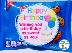 birthday student gift tag