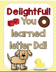 alphabet letters brag tags
