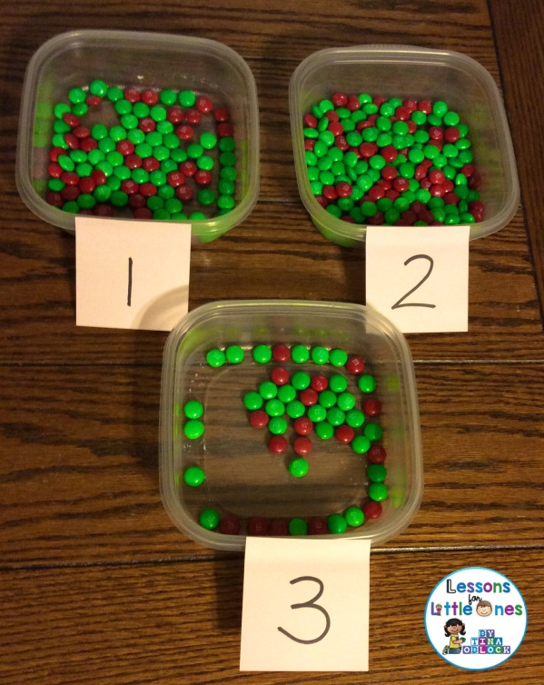 100th day of school estimation activity