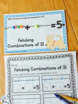 addition and subtraction equation boards
