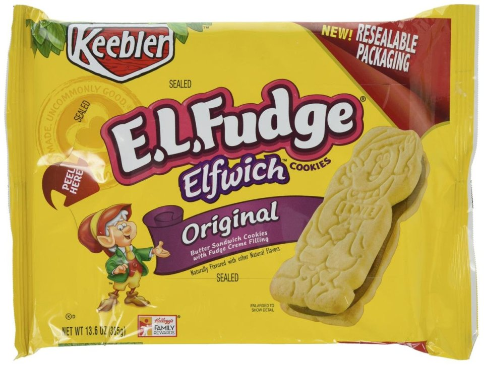 St. Patrick's Day snack idea