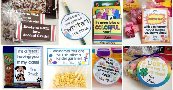 back to school / open house student gift ideas