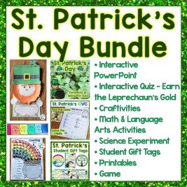 St. Patrick's Day Bundle